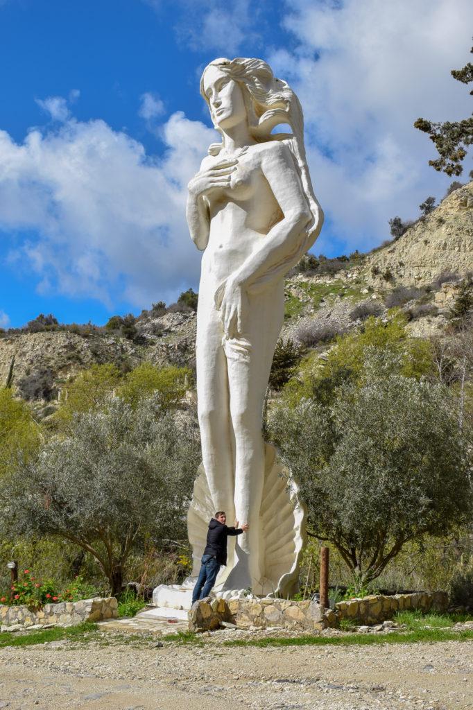 Statuia Afroditei de la Baile lui Adonis