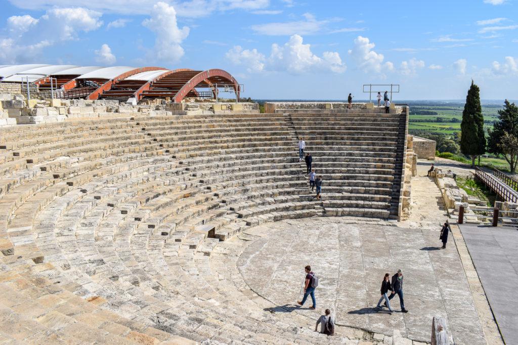 Amfiteatrul Antic Kourion