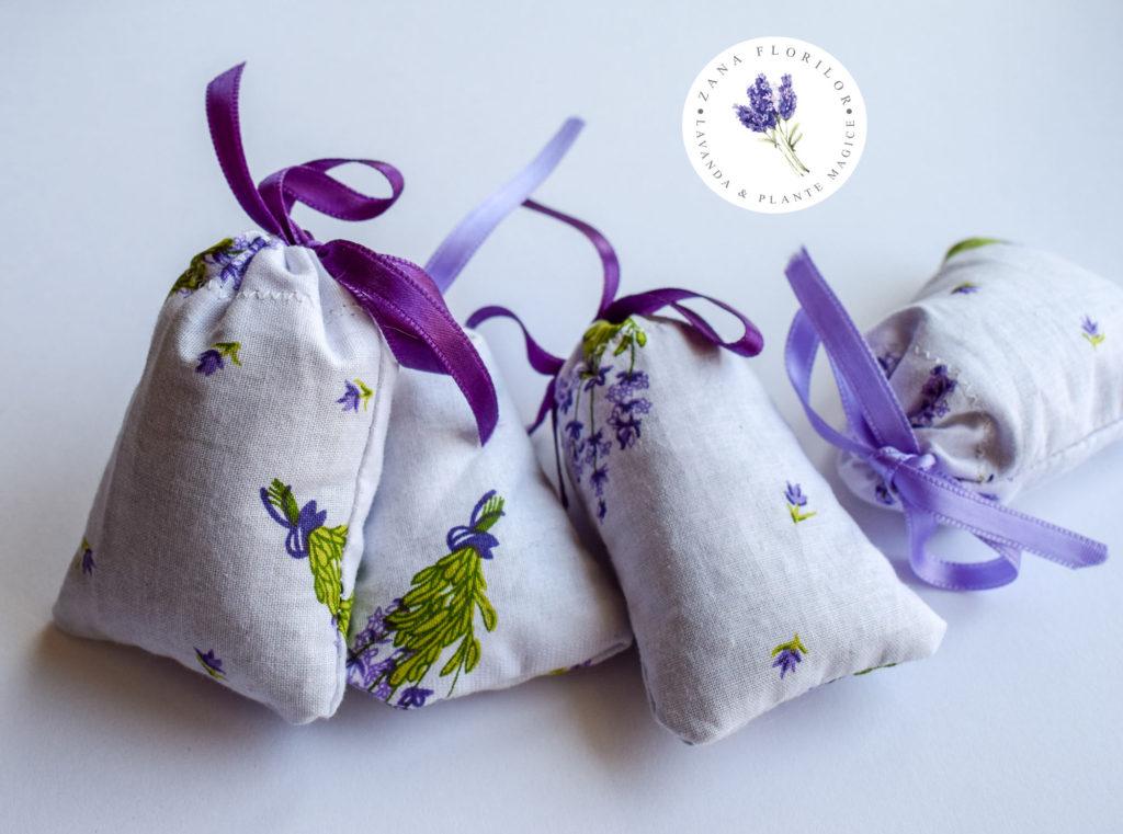 Saculeti cu flori de lavanda - Disponibili pentru comanda.